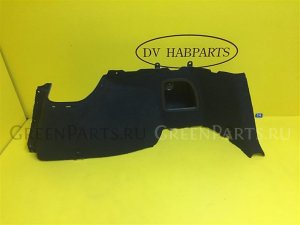 Обшивка багажника на Subaru Forester SG5 EJ205