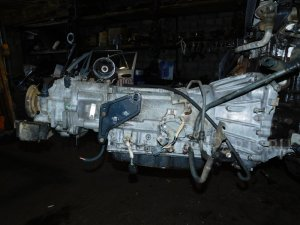 Кпп автоматическая на Mazda Bongo Friendee SGLR WLT BM711