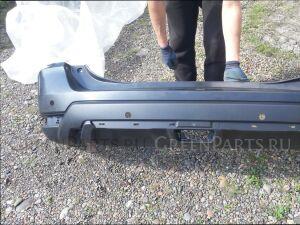 Бампер на Nissan X-Trail HNT32