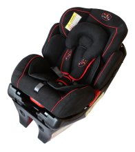 Автокресло ForKiddy Bravo Maximum Black
