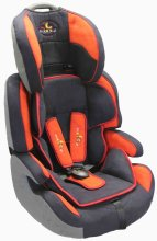 Автокресло ForKiddy Trevel Red