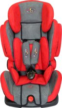 Автокресло Forkiddy Forsage Red