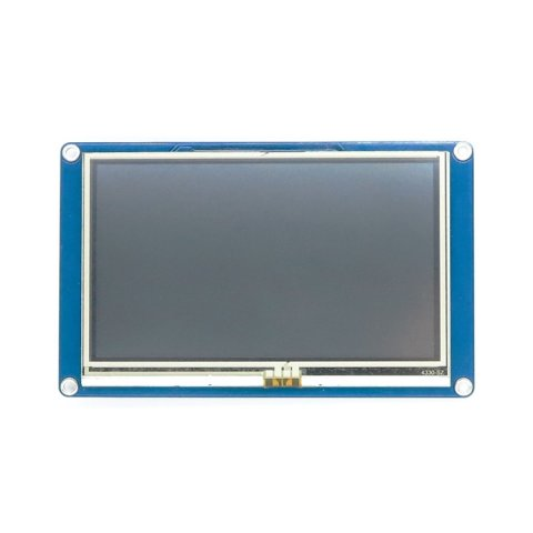 "Дисплей Nextion BASIC NX4827T043 480×272 / 4,3"", HMI, фото 1"