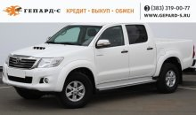 TOYOTA HILUX PICK UP 2015