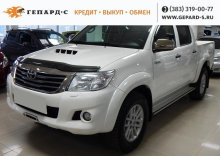 TOYOTA HILUX PICK UP 2014