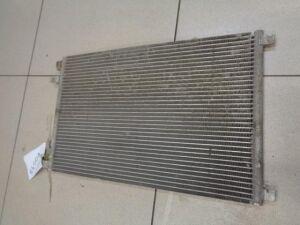 Радиатор кондиционера на Renault Megane 2 2002-2009 1.6 113л.с. K4MС813 / АКПП Седан 2007г.(рестайл) 8200325004