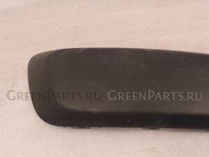 Накладка на бампер на Renault Sandero Stepway 5S 620757336R