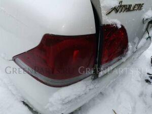 Стоп на Toyota Crown GRS182 3GRFSE