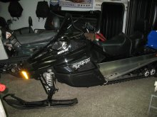 ARCTIC CAT 570 XTE