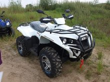 ADLY ATV-600U Luxury