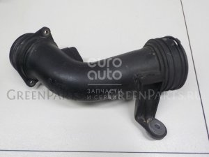Патрубок интеркулера на VW Touareg 2002-2010 7L6145955D