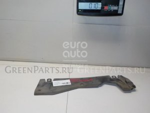 НАКЛАДКА ЗАДНЕГО БАМПЕРА на Toyota Yaris 2005-2011 583980D010