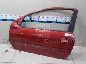 Дверь на Peugeot 206 1998-2012 9002K6
