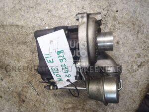 Турбокомпрессор на Nissan Note (E11) 2006-2013 1441100QAR