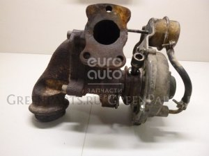 Турбокомпрессор на Peugeot partner (m59) 2002-2012 0375C8