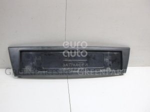Накладка на бампер на Audi a6 [c6,4f] 2004-2011 4F0807285