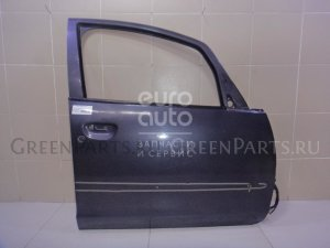 Дверь на Mitsubishi colt (z3) 2003-2012 MN161884