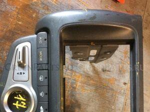 Консоль магнитофона на Honda Fit GD1 L13A