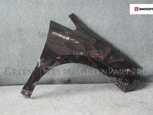 Крыло на Toyota Sai AZK10 2AZFXE