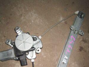 Стеклоподъемный механизм на Mitsubishi Lancer Cedia 4G94.