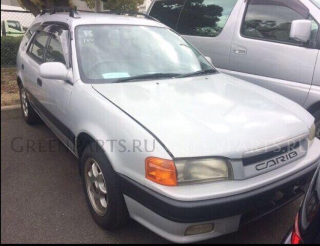 Бензонасос на Toyota Carib 7AFE.