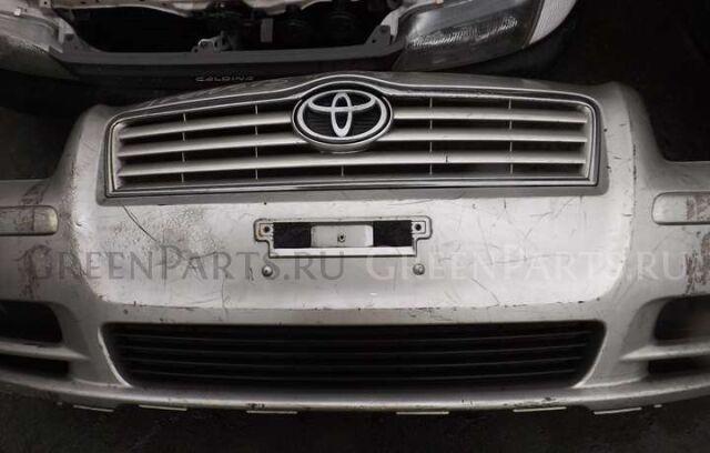 Бампер на Toyota Avensis AZT250 дефект