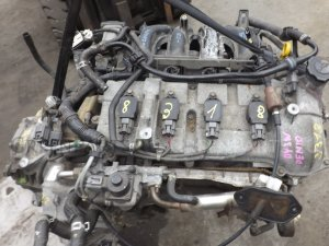 Двигатель на Mazda Demio DY3W ZJVE