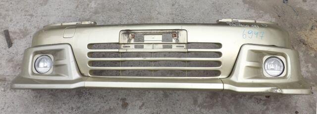 Бампер на Toyota Funcargo NCP20 583