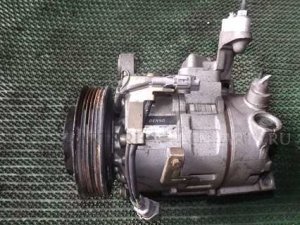 Компрессор кондиционера на Toyota Mark II JZX100 1JZ