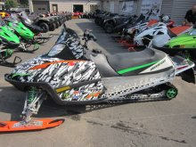 ARCTIC CAT CROSSFIRE 1000R 2009