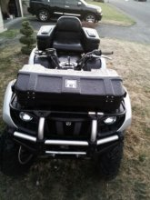 YAMAHA GRIZZLY 2005
