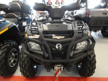 CAN-AM Outlander XT400 2012