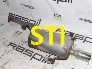 Глушитель на Subaru Forester SF5 EJ205