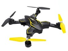 Квадрокоптер Syma X56WP Black-Yellow
