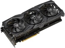 Видеокарта ASUS ROG Strix GeForce GTX 1660 Ti Advanced Edition 1500Mhz PCI-E 3.0 6144Mb 12002Mhz 192 bit 2xDP 2xHDMI HDCP ROG-STRIX-GTX1660TI-A6G-GAMING
