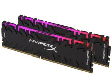 Модуль памяти Kingston HyperX Predator RGB DDR4 DIMM 3200Mhz PC-25600 CL16 - 32Gb Kit (2x16Gb) HX432C16PB3AK2/32