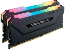 Модуль памяти Corsair Vengeance RGB Pro DDR4 DIMM 3200MHz PC4-25600 CL16 - 16Gb KIT (2x8Gb) CMW16GX4M2C3200C16