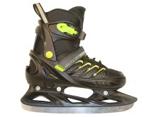Коньки Tech Team Arctic Boy 2020 р.29-32 Black-Light Green