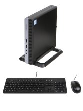 Настольный компьютер HP ProDesk 400 G5 Mini 7EM39EA (Intel Core i3-9100T 3.1 GHz/4096Mb/128Gb SSD/Intel UHD Graphics/Windows 10 Pro 64-bit)
