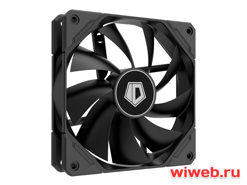 Вентилятор ID-Cooling Fan TF-12025-BLACK 120mm