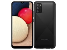 Сотовый телефон Samsung SM-A025F Galaxy A02S 3Gb/32Gb Black