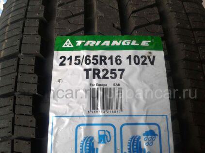 Летниe шины Triangle Thw10 215/65 16 дюймов новые в Улан-Удэ