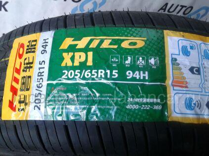 Летниe шины Hilo Xp1 205/65 15 дюймов новые в Улан-Удэ