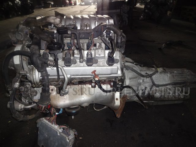 Двигатель в сборе на Toyota 1UZ-FE 224 071
