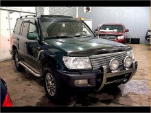 Toyota Land Cruiser 1998