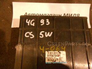 Блок efi на Mitsubishi Lancer Cedia CS5W 4G93 mr578481