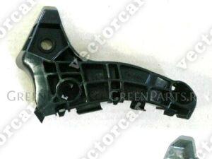 Крепление бампера на Toyota Corolla 120;NZE120;NZE121;NZE124;ZZE122;ZZE124