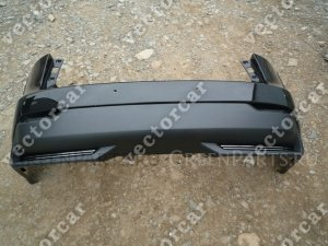 Бампер на Lexus NX200 ZGZ10; ZGZ15; AGZ15; AGZ10; AYZ10; AYZ15