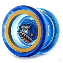 YoYoFactory Counter Attack Blue
