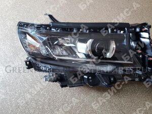 Фара на Toyota Land Cruiser Prado GDJ150W, GDJ151W, TRJ150, KDJ150L, GRJ150W, GRJ151 60-262